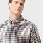 Gant Erkek Bej Regular Fit Gömlek