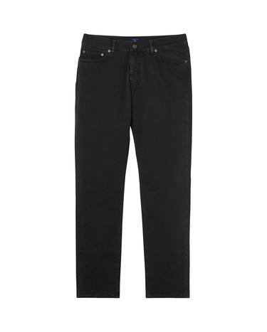 Erkek Desert Siyah Slim Jean Pantolon