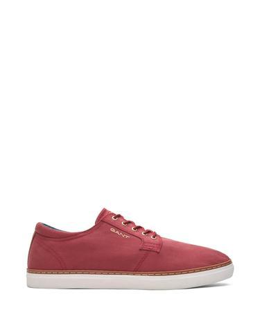 Gant Erkek Bari Bordo Sneaker