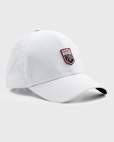 Gant Le Mans Erkek Beyaz Şapka