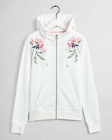 Gant Kadın Krem Sweatshirt