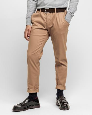 GANT Erkek Bej Slim Fit Chino Pantolon