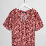 GANT Kadın Kırmızı Bluz