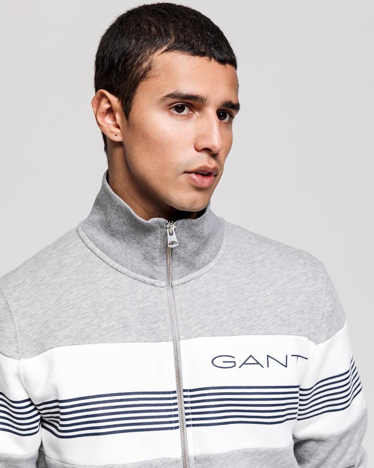 Gant Erkek Gri Sweatshirt