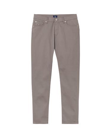 GANT Erkek Gri Slim Jean