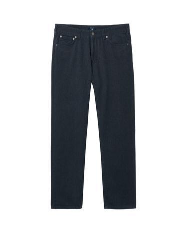 GANT Erkek Koyu Lacivert Regular Jean