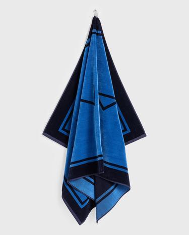 GANT Unisex Mavi Havlu