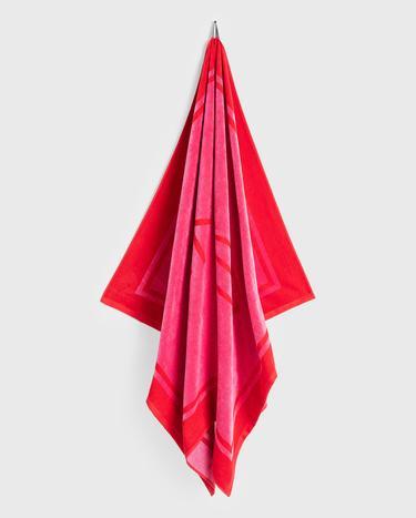 GANT Unisex Kırmızı Havlu