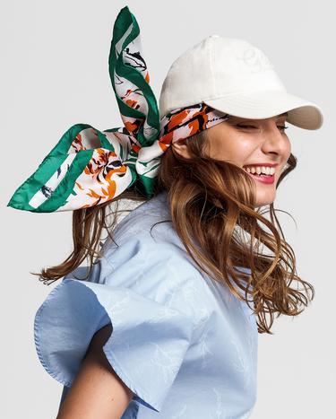 GANT Kadın Krem Şapka