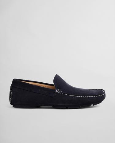 GANT Erkek Lacivert Loafer