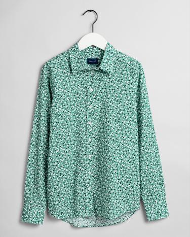 GANT Kadın Yeşil Gömlek