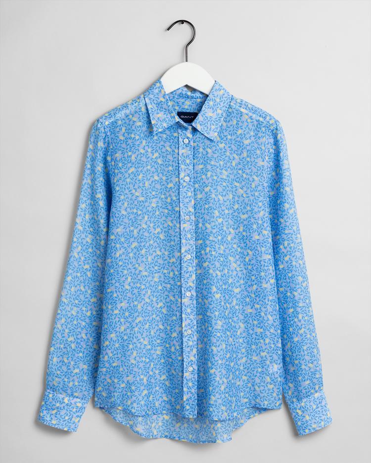 GANT Kadın Mavi Gömlek