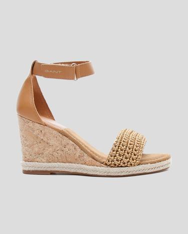 GANT Kadın Taba Sandalet