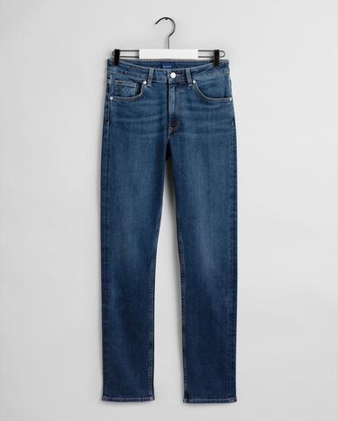 GANT Kadın Koyu Mavi Pantolon