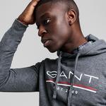 GANT Erkek Antrasit Sweatshirt