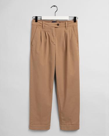 GANT Kadın Bej Pantolon