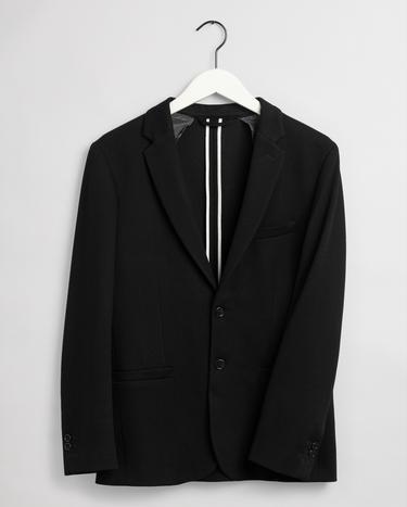 GANT Erkek Siyah Blazer Ceket