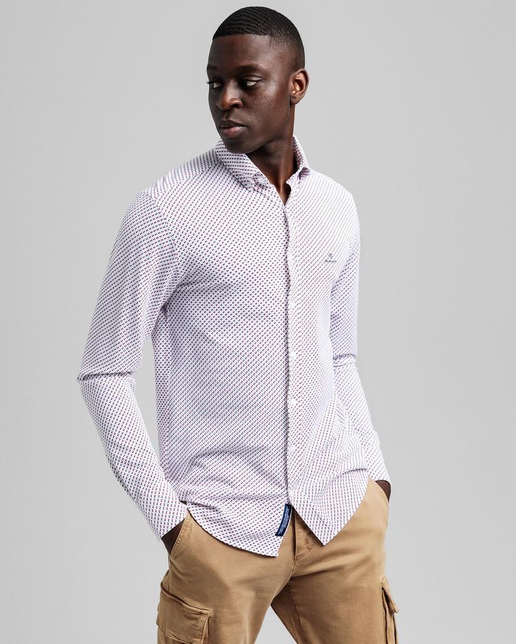 GANT Erkek Renkli Regular Fit Gömlek