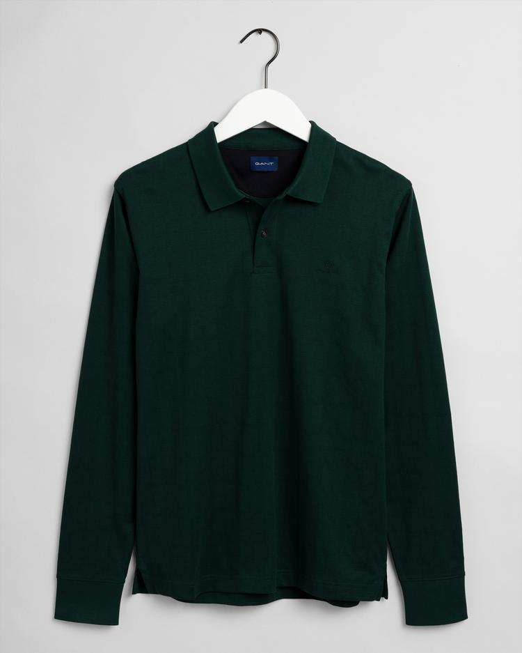 GANT Erkek Yeşil Polo