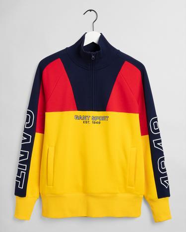 GANT Sport Erkek Lacivert Sweatshirt