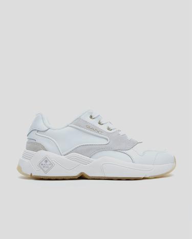 GANT Kadın Beyaz Sneaker