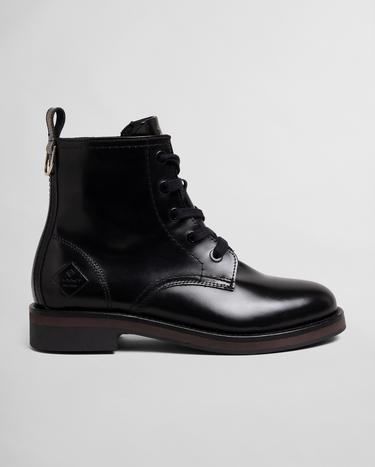 GANT Kadın Siyah Ayakkabı