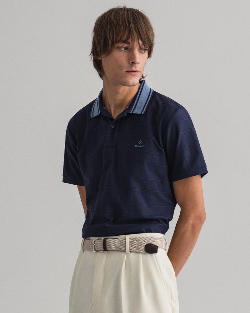 Gant Erkek Mavi Polo