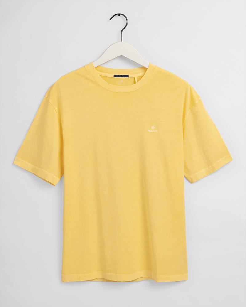 Gant Erkek Sarı T-Shirt
