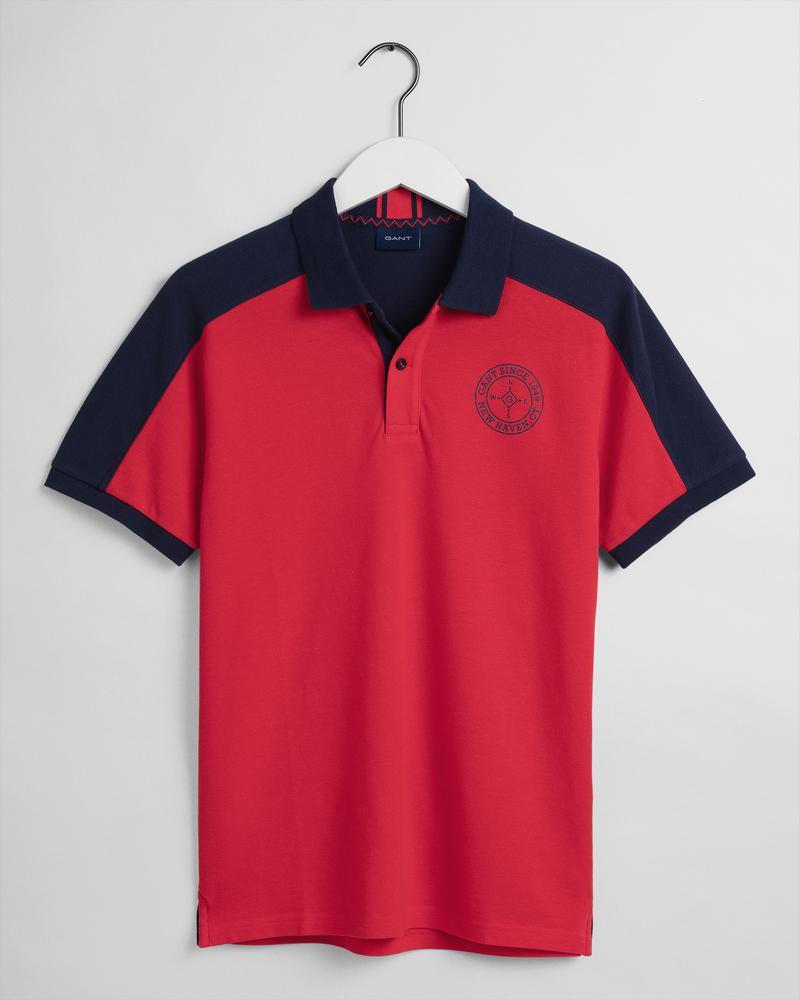 Gant Erkek Kırmızı Polo