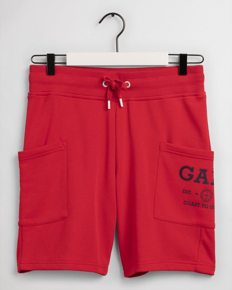 Gant Erkek Kırmızı Şort
