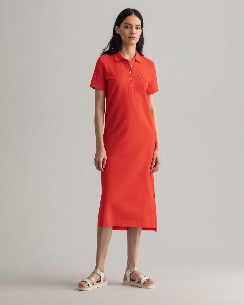 Gant Kadın Kırmızı Elbise
