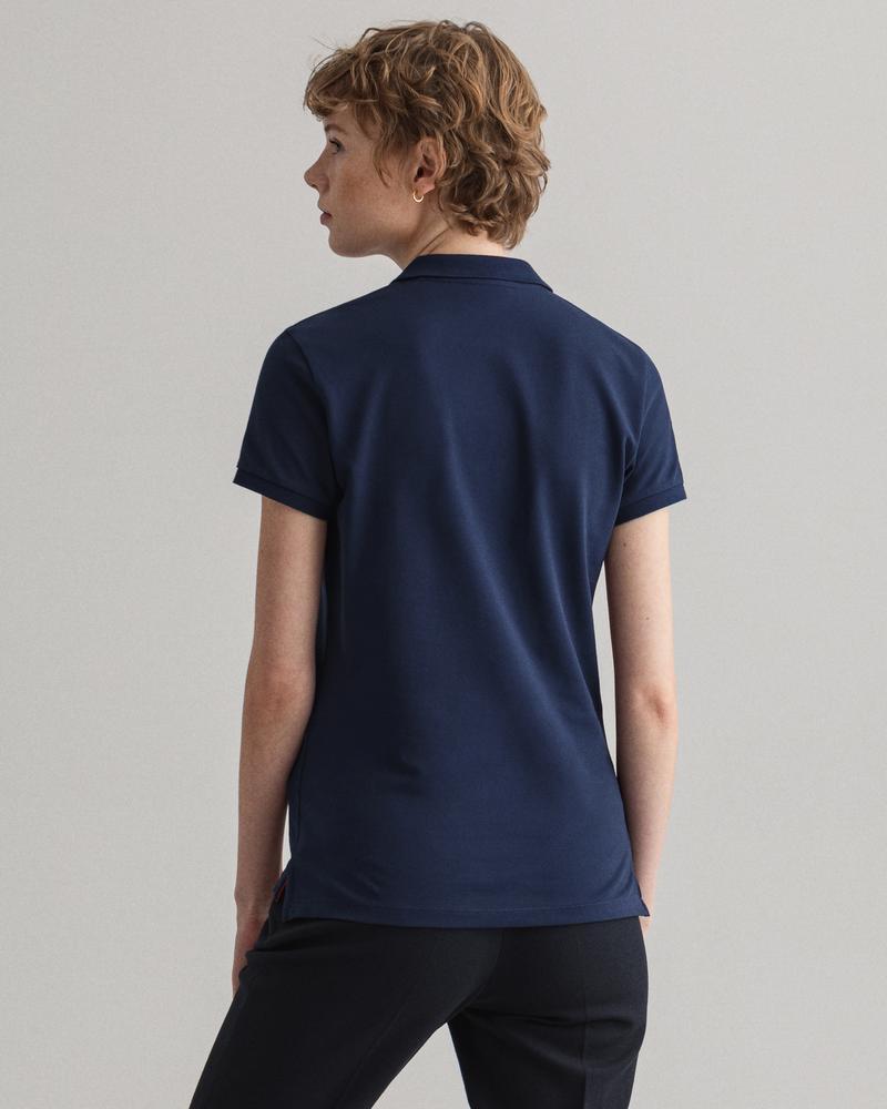 Gant Kadın Mavi Polo