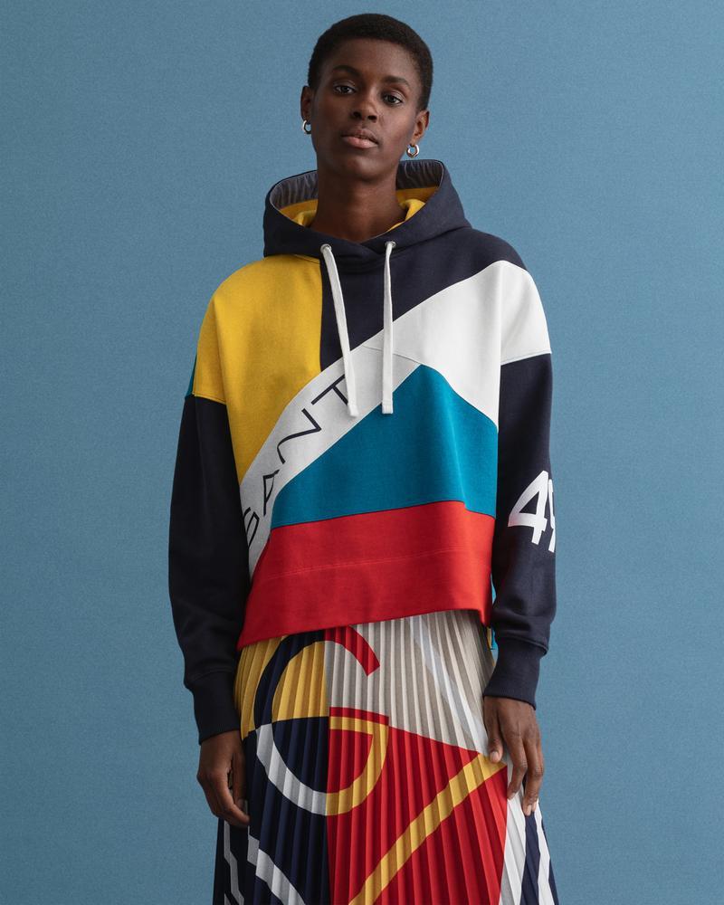 Gant Kadın Renkli Sweatshirt