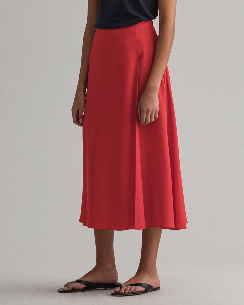 Gant Kadın Kırmızı Etek