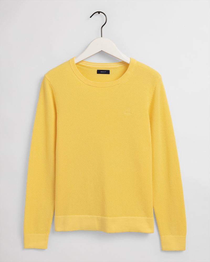 Gant Kadın Sarı Triko