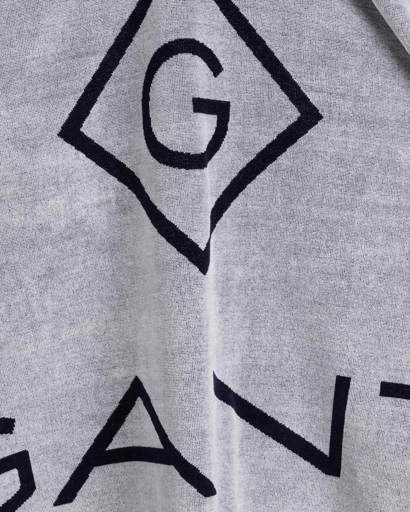 Gant Unisex Beyaz Havlu