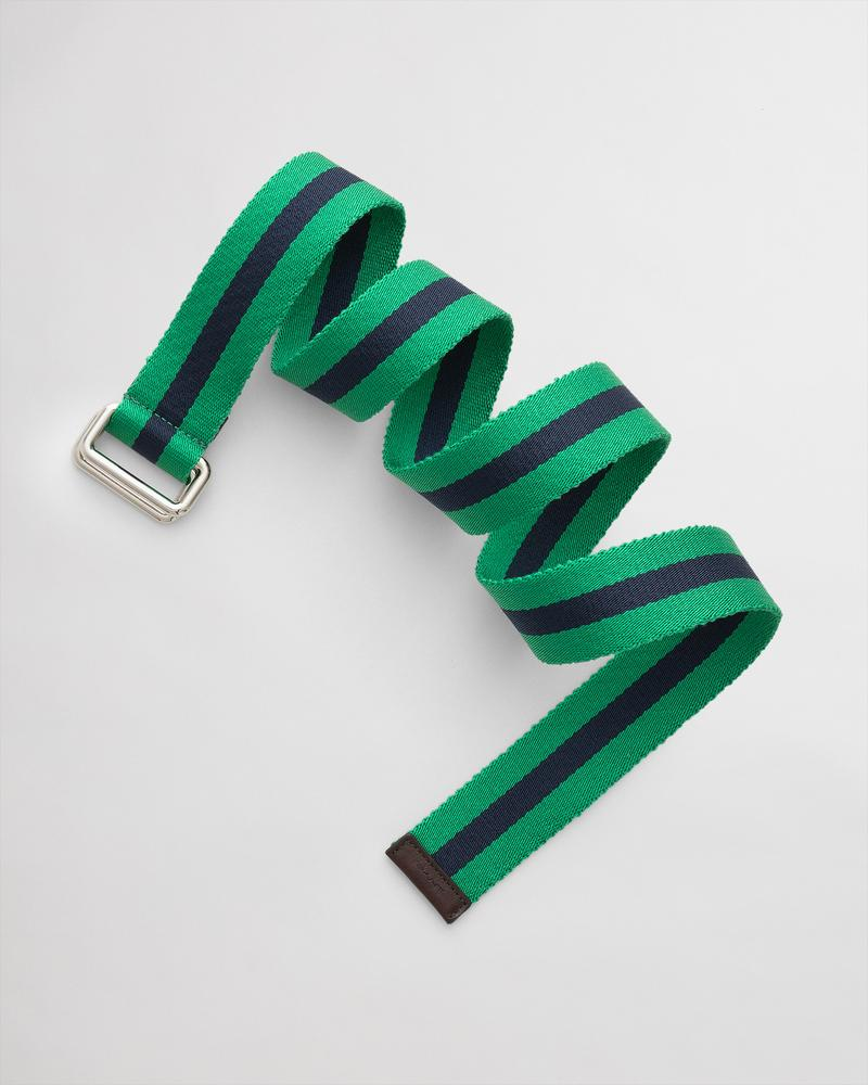 Gant Erkek Yeşil Kemer