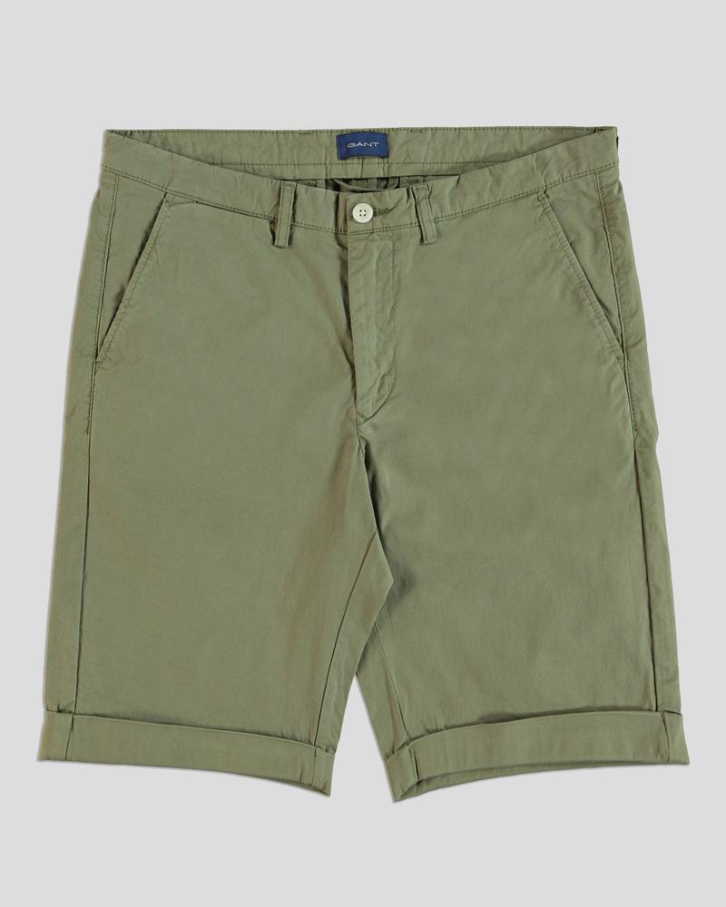 Gant Erkek Yeşil Bermuda Şort