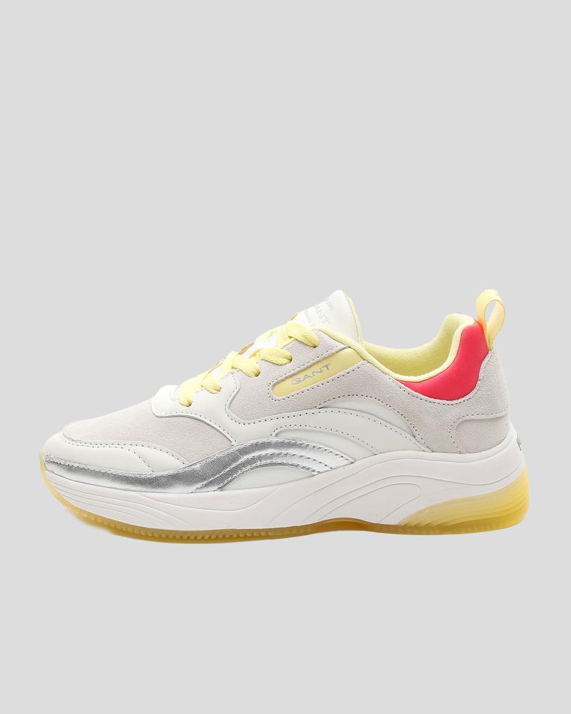 Gant Kadın Sarı Deri Sneaker