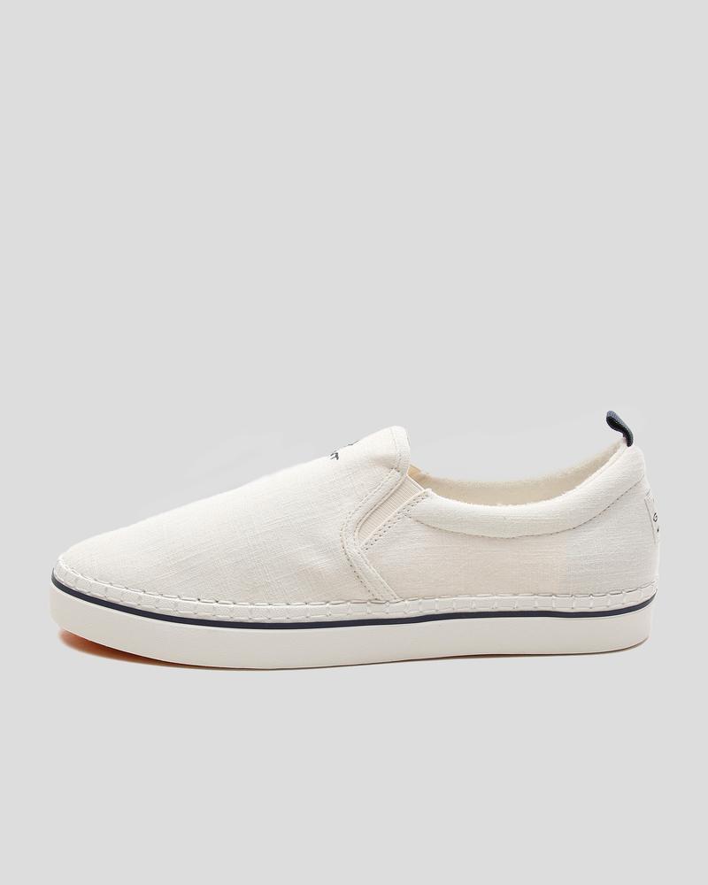 Gant Erkek Beyaz Slip On