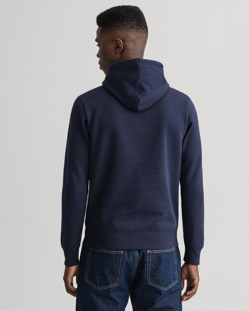 GANT Erkek Lacivert Regular Fit Sweatshirt