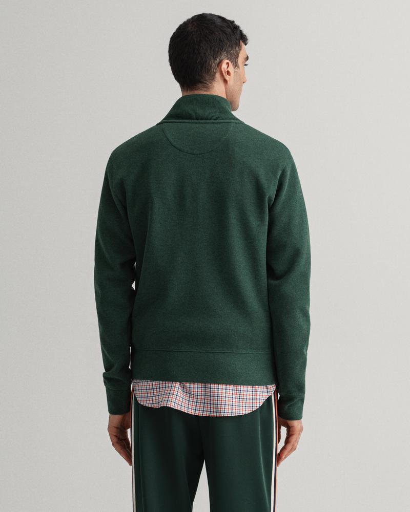 GANT Erkek Yeşil Regular Fit Sweatshirt