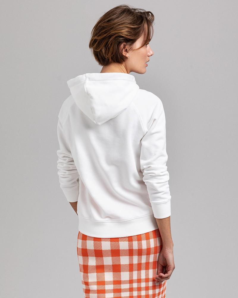 GANT Kadın Krem Regular Fit Sweatshirt