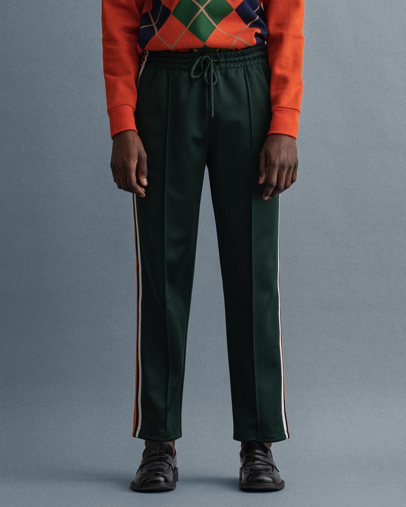 GANT Erkek Yeşil Relaxed Fit Pantolon