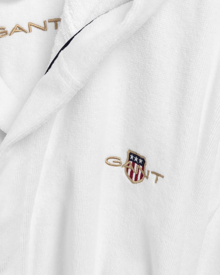 Gant Home Beyaz Bornoz
